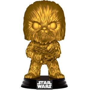 Chewbacca funko pop figur guld - Star wars