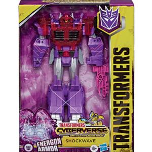 Cyberverse action figur - Transformers Ultimate Shockwave