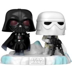 Darth Vader & Storm Trooper funko pop figur