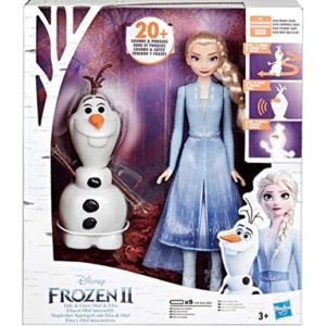 Disney Elsa & Olaf talende dukker