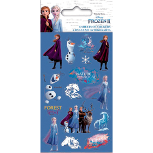 Disney Frost klistermærker
