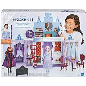 Disney Frost slot - Dukkehus - Sammenklappeligt slo