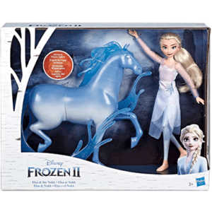 Elsa Frost dukke & hest - Disney Frozen