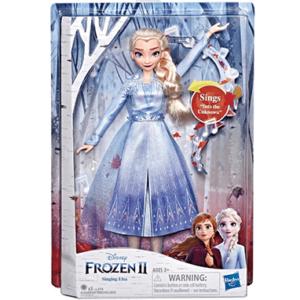 Elsa syngende dukke - Disney Frost