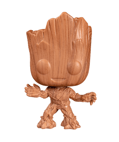 Groot Funko pop figur - Marvel GOTG2