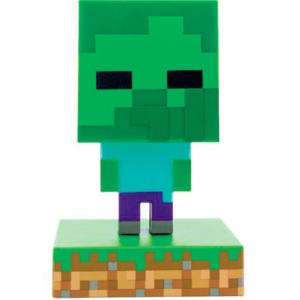 Minecraft Zombie figur med lys