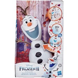 Olaf Frost Walk & Talk figur - Disney Frozen 2