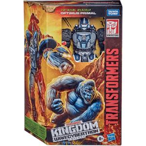 Optimus Primal Transformers action figur - War Of Cybertron