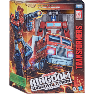 Optimus Prime Action figur - War For Cybertron