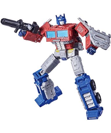 Optimus Prime Action figur
