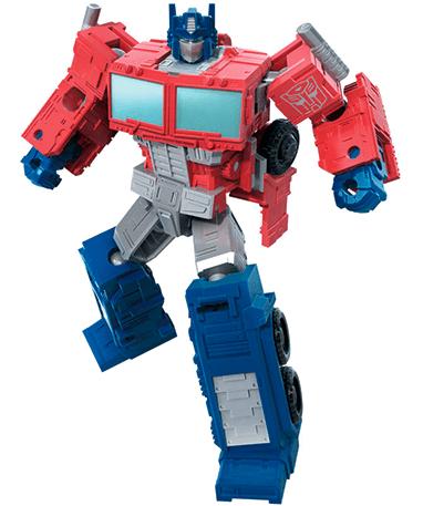 Optimus Prime figur - Gen WFC