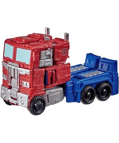 Optimus Prime figur - Gen War for Cybertron - action figur