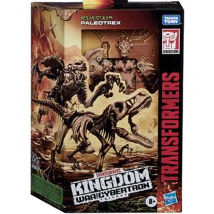 Paleotrex Transformers action figur - War Of Cybertron