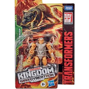 Rattrap transformers figur - War of Cybertron
