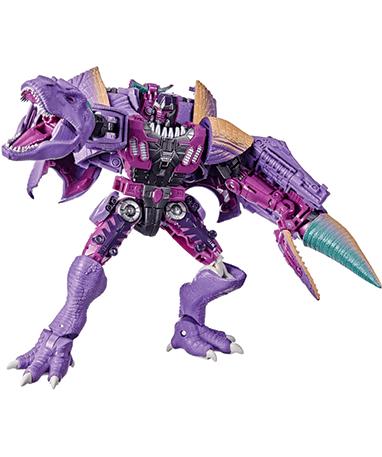 Trex Megatron Transformers action figur
