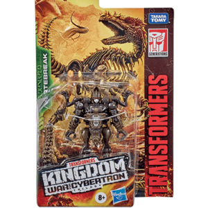 Vertebreak transformers figur - War of Cybertron