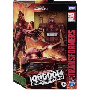 Warpath Transformers action figur - War Of Cybertron