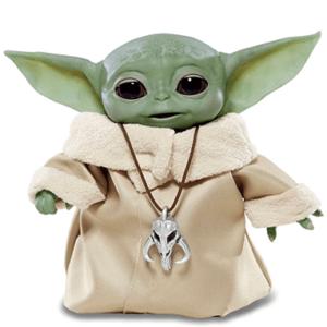 Baby Yoda Elektronisk figur - The Mandalorian