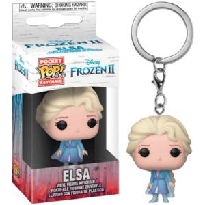 Elsa Frost nøglering - Disney Frozen