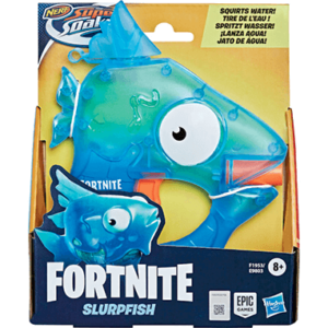 Fortnite Mini Slurpfish vandpistol