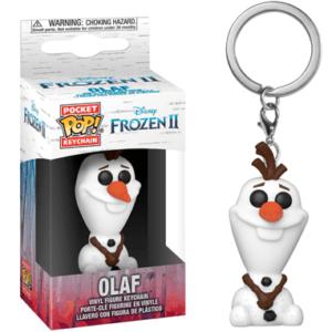 Frost Olaf Nøglering - Disney Frost