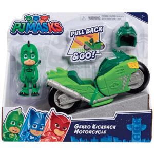 Gekko motorcykel - Pyjamasheltene