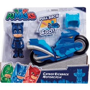 Kattedreng motorcykel - Pyjamasheltene