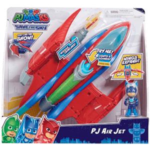 Pyjamasheltene Jetfly legetøjssæt