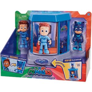 Pyjamasheltene transformerings legetøjssæt