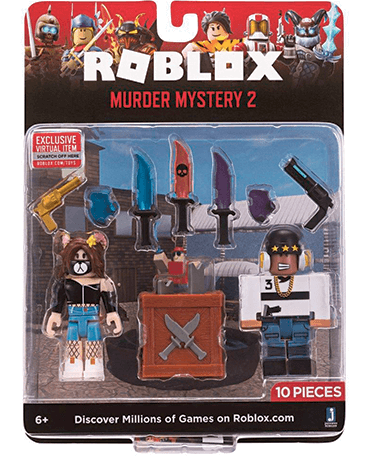 Roblox Game Packs - Assorteret figurer