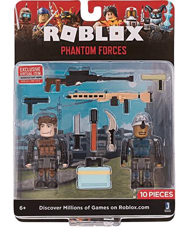 Roblox Game Packs - Assorteret