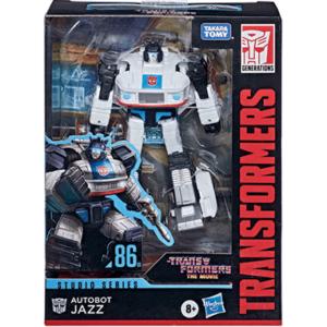 Transformers Jazz figur & Bil - Gen Studio