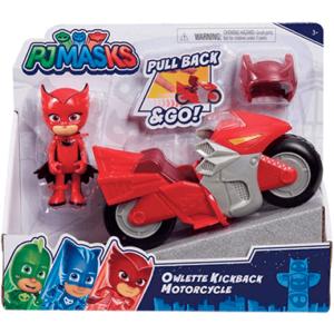 Ugline motorcykel - Pyjamasheltene