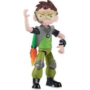 Jetpack Ben action figur - Ben 10