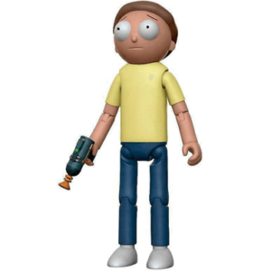 Morty Action figur - Rick & Morty