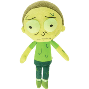 Morty bamse - 30cm - Rick & Morty