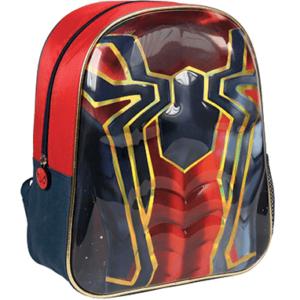 Spiderman Iron Spider skoletaske - Marvel