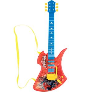 Spiderman elektrisk guitar - Marvel