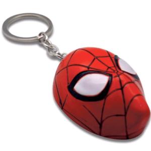 Spiderman nøglering - Marvel