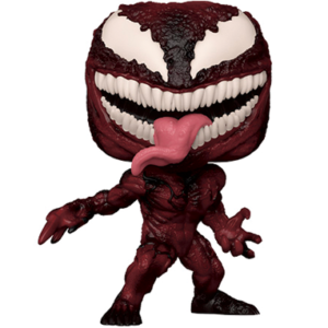 Carnage funko pop figur - Let There Be Carnage - Marvel