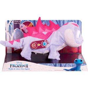 Disney Frozen 2 gående salamander