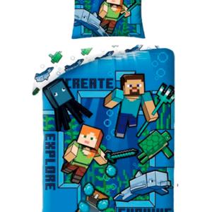 Minecraft sengetøj under vand