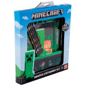 Minecraft skoletilbehør