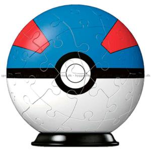 Ravensburger Pokeball puslespil - Pokemon