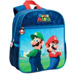 Super Mario skoletaske