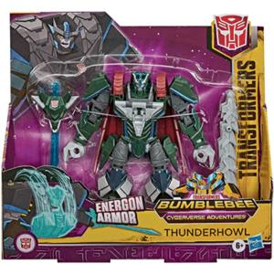 Transformers Cyberverse Thunderhowl figur