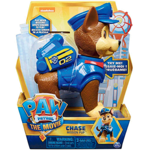 Chase interaktiv hund - Paw Patrol