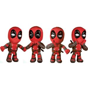 Deadpool bamser 23-30 cm - assorteret