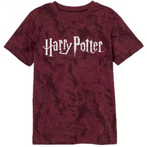 Harry Potter rød t-shirt