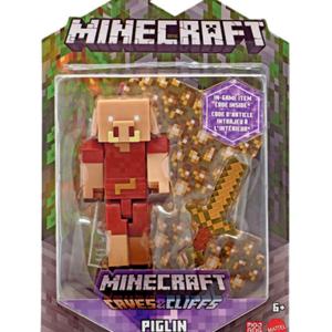 Minecraft Piglin actionfigur - 8cm